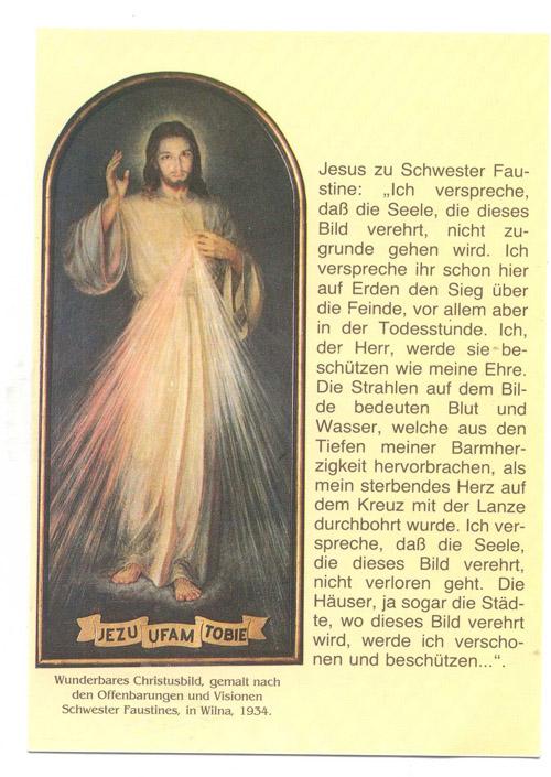 Jesus Ich Vertraue Auf Dich